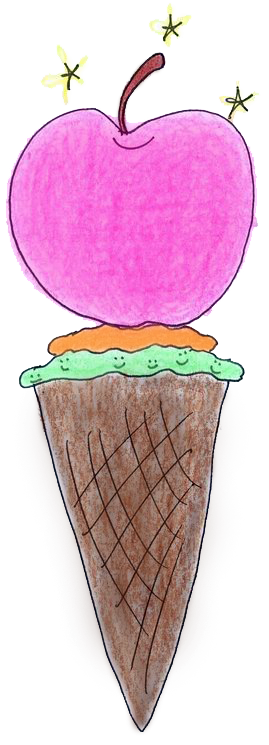 True Power is... An Ice Cream Cone?! - by Deidre Madsen