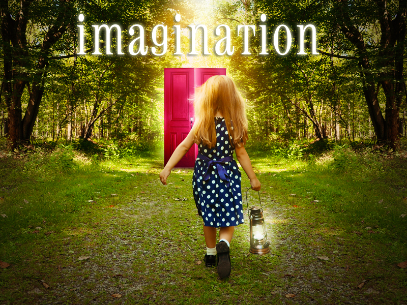imagination TGI happily inner after - Deidre Madsen