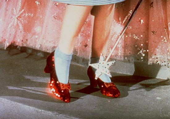 Ascension 101 - Deidre Madsen - Dorothy's Ruby Slippers