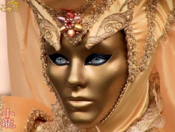venetian-masks Magical Weight Loss - Deidre Madsen