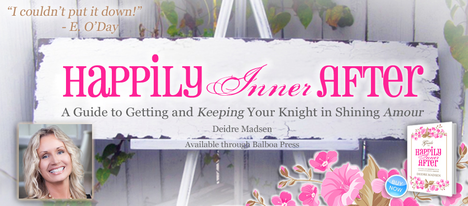 Happily Inner After Book - Deidre Madsen