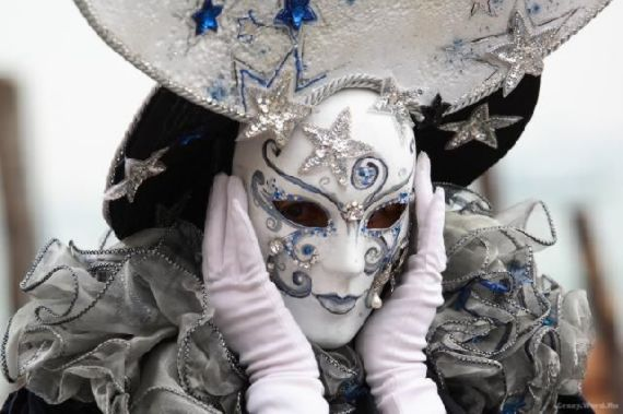 venetian masks Magical Weight Loss - Deidre Madsen